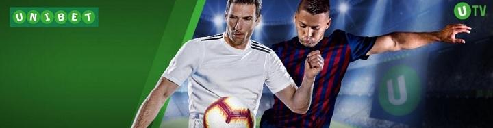 Unibet TV livestreamer de beste ligaene i fotball
